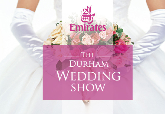 Durham Wedding Show Sunday 22nd September 2013