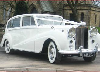 G W Holmes & Son -- Wedding Cars