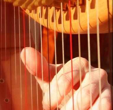 Louise Bradley -- Harpist