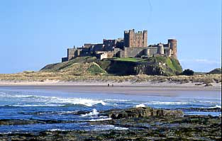 Bamburgh Castle Northumberland