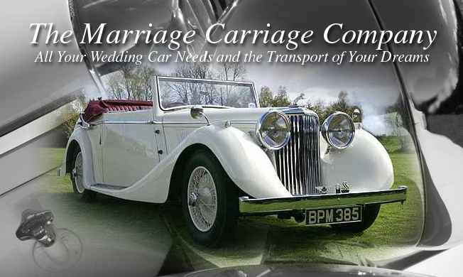 The Marriage Carriage Company Logo