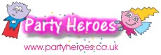 Party Heroes Logo