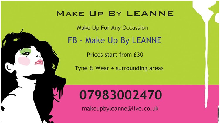 Make Up By LEANNE Logo