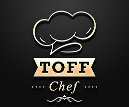 Toff Chef Event Catering Logo