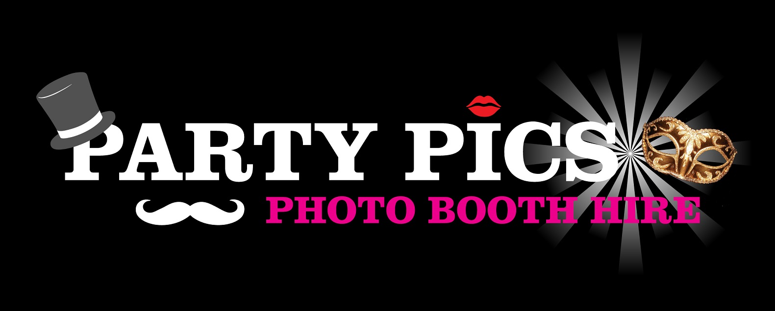 Party Pics Photobooths Logo
