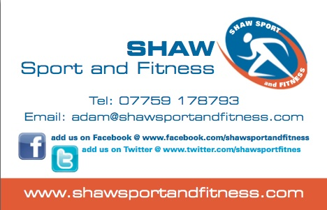 Shaw Sport and Fitness Logo
