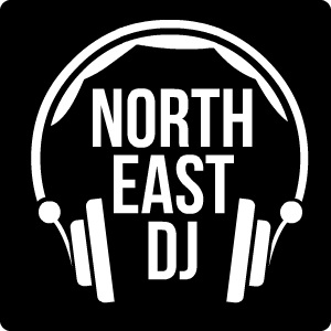 North East DJ Logo