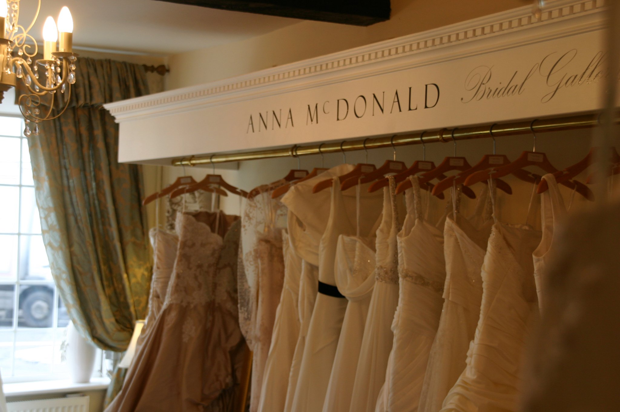 Anna McDonald Bridal Gallery Logo
