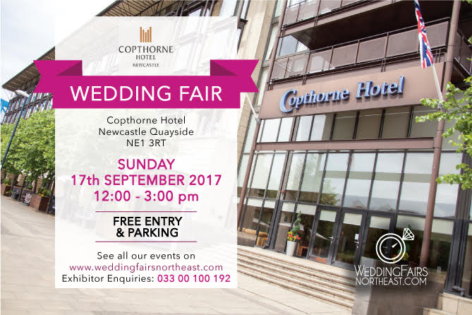 Copthorne Hotel Wedding Fair Sun 17th Sept 2017 Logo