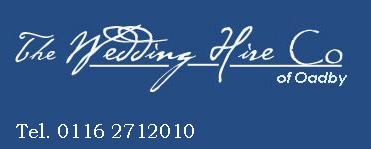 The Wedding Hire Company of Leicester Logo