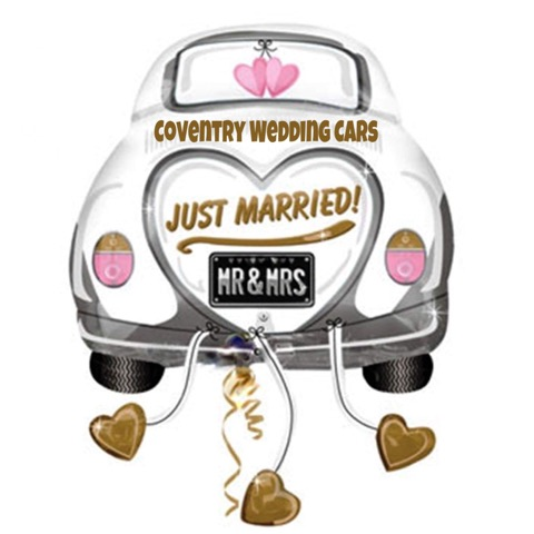 Coventry Wedding Cars Logo
