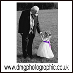 D.M.G. Photographic Logo