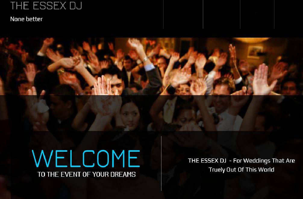 THE ESSEX DJ Logo