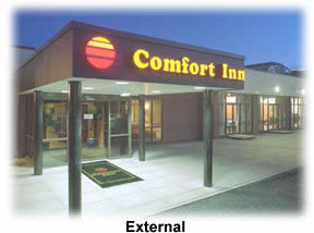 Comfort Inn Heathrow Logo