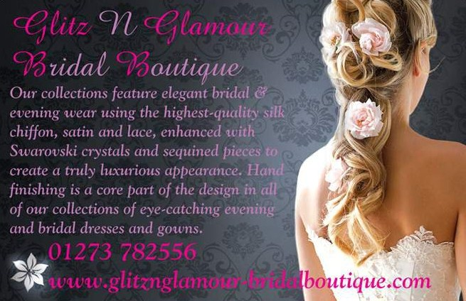 Glitz and Glamour Bridal Boutique Ltd Logo