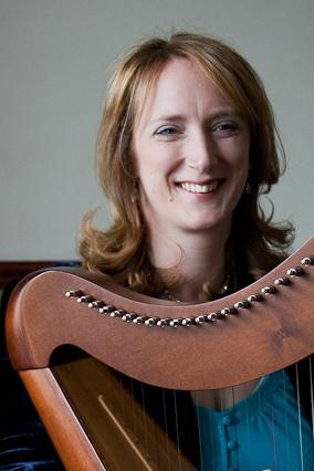 Louise Bradley Harpist