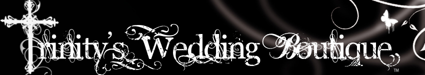 Trinity's Wedding Boutique Logo