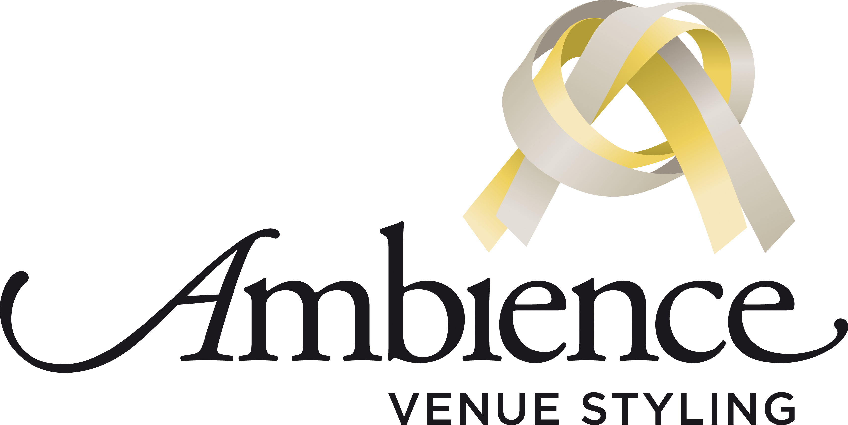 Ambience Venue Styling Logo