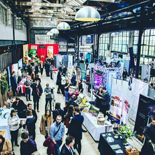 The Boiler Shop Wedding Show Sun 17th Sept 2017 Logo