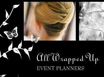All Wrapped Up Events Logo