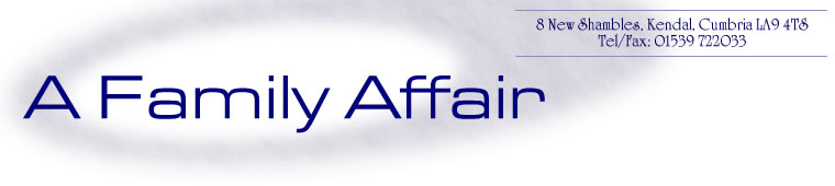 A Family Affair Logo